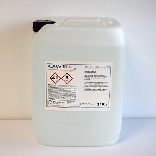 PRODHYCAL Solutions D Elevage Vannes Prodhycal Aquacid V