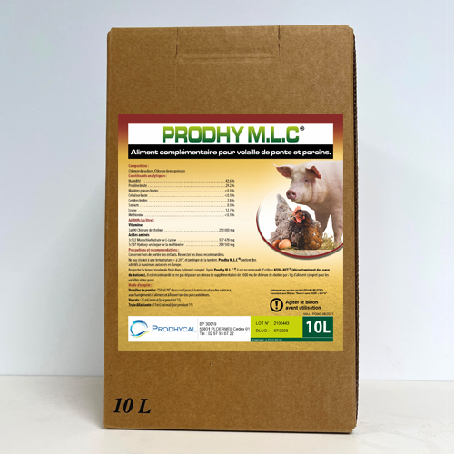 PRODHYCAL Solutions D Elevage Vannes Prodhycal Prodhy Mlc 2