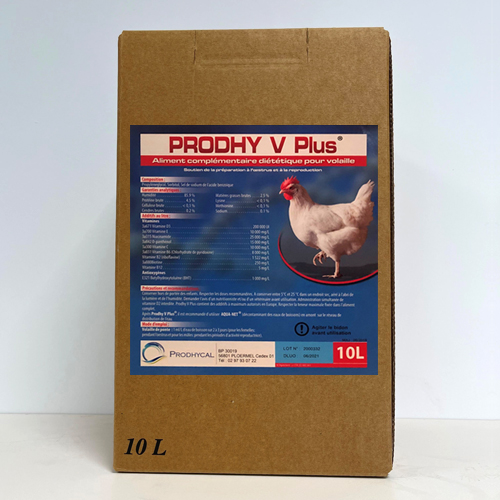 PRODHYCAL Solutions D Elevage Vannes Prodhycal Prodhy V Plus 2