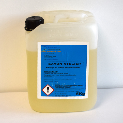 PRODHYCAL Solutions D Elevage Vannes Prodhycal Savon Atelier